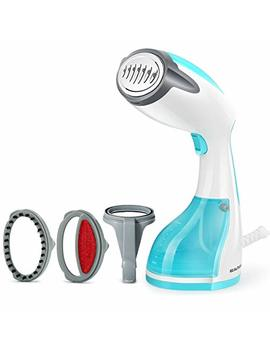 Beautural Steamer For Clothes, 1200 Watt Powerful Handheld Garment Steamers, Wrinkle Remover, Clean And Sterilize, 30s Fast Heat Up, Auto Off, 100 Percents Safe, 260ml High Capacity For Home And Travel by Beautural