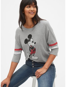 Gap | Disney Graphic Raglan T Shirt by Gap
