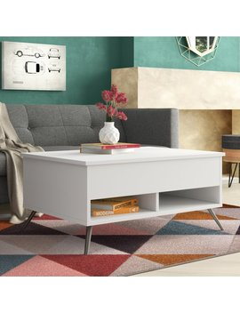 Corrigan Studio Daleville Lift Top Coffee Table & Reviews by Corrigan Studio
