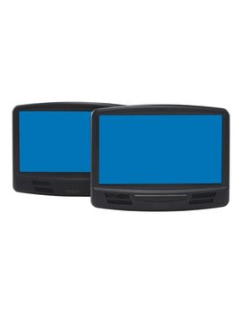 """Rca 10"""" Mobile Dvd System With Dual Screens by Venturer Electronic"""