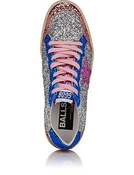 Women's Ball Star Glitter Sneakers by Golden Goose