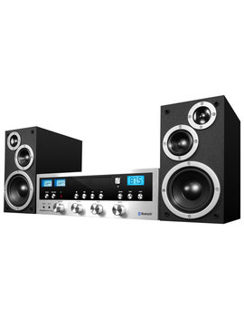 Innovative Technology Itcds 5000 Cd Stereo System With Bluetooth by Best Buy