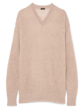 Mohair Blend Sweater by Joseph