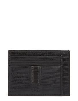 Leather Card Case by Boss