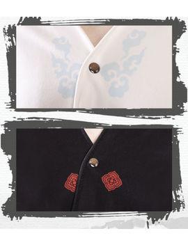 Grandmaster Of Demonic Cultivation Wangji Wei Wuxian Bl Cosplay Cloak Coat Cape by Unbranded
