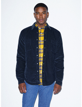 Corduroy Shacket by American Apparel