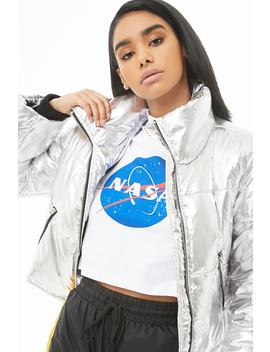 Nasa Graphic Tee by Forever 21