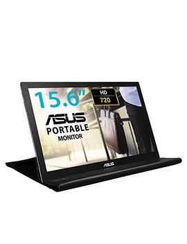 """Asus Mb168 B 15.6"""" Wxga 1366x768 Usb Portable Monitor by Asus"""