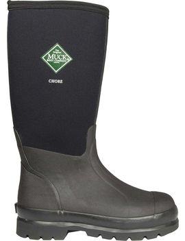 Muck Boots Men's Chore High Waterproof Work Boots by Muck Boots