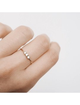 Gold Delicate Ring   Stacking Ring   Delicate Ring   Minimalist Jewelry   Gold Ring   Dainty Jewelry   R067 by Etsy