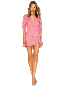 Rosie Button Mini Dress by For Love & Lemons