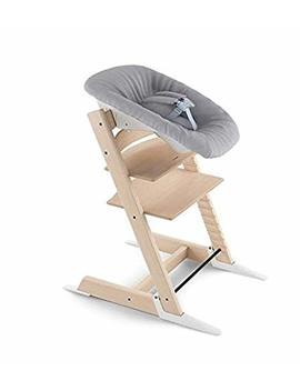 Stokke Tripp Trapp Ergonomic Newborn Baby Set, Grey by Stokke
