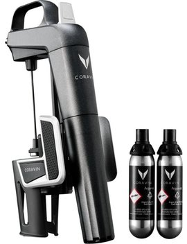 Model Two Wine System   Dark Graphite by Coravin