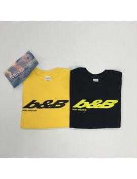 B&B Shirt | Inspired Fan Merch | Post Malone | Stoney Shirt | Beerbongs Bentleys by Etsy
