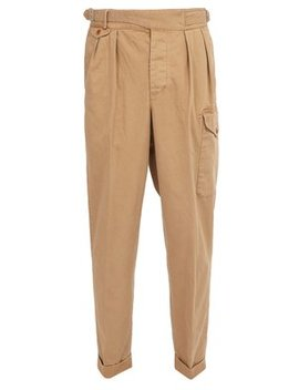 Cotton Cargo Trousers by Polo Ralph Lauren