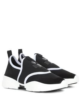 Kaisee Neoprene Sneakers by Isabel Marant