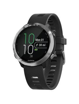 Garmin Forerunner 645 Music 42mm Gps Watch With Heart Rate Monitor   Black by Garmin