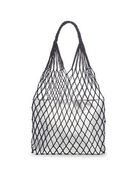 Adrienne Leather Tote Set by Loeffler Randall