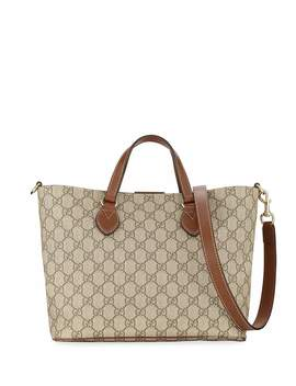 Eden Small Gg Supreme Tote Bag by Gucci