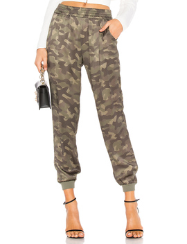 The Camo Jogger by Cami Nyc