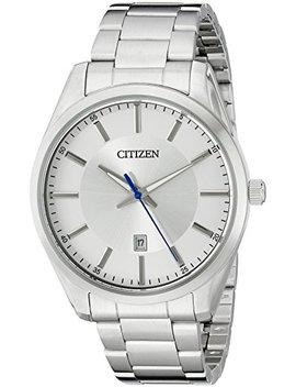 Citizen Men's Dress Stainless Steel Watch by Citizen