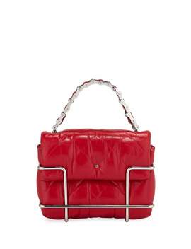 Halo Quilted Leather Crossbody Bag by Alexander Wang