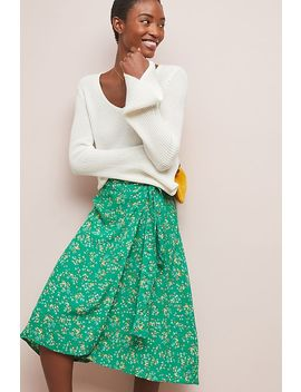 Faithfull Audrey Wrap Skirt by Faithfull