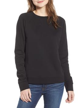 Garment Dyed Sweatshirt by J.Crew