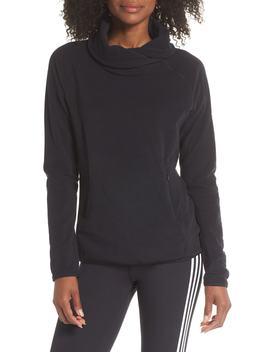 Originals Cowl Fleece Pullover by Adidas