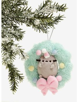 Pusheen Holiday Wreath Ornament by Hot Topic