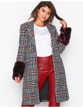 Yascheck Faux Fur Coat by Y.A.S