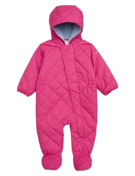 Meet Cute Fleece Lined Water Repellent Snow Bunting by Columbia