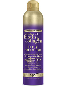 Thick & Full + Biotin & Collagen Dry Shampoo by Ogx