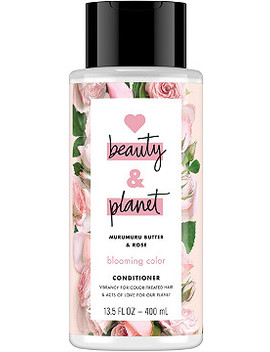 Murumuru Butter And Rose Blooming Color Conditioner by Love Beauty And Planet