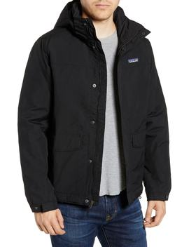 Isthmus Wind Resistant Water Repellent Hooded Parka by Patagonia