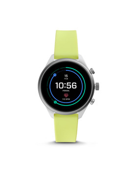 Fossil Sport Smartwatch   Neon Silicone by Fossil