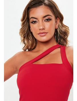 Red Multiway Maxi Dress by Missguided