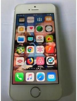 Apple I Phone 5s   64 Gb   (Unlocked) A1457 (Gsm) by Ebay Seller