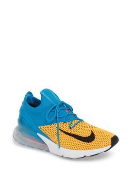 Air Max 270 Flyknit Sneaker (Men) by Nike