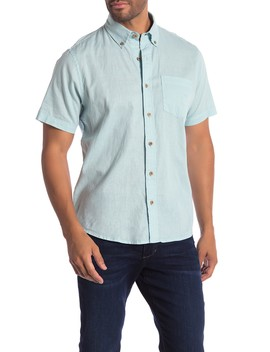 Short Sleeve Stretch Fit Shirt by Tailor Vintage