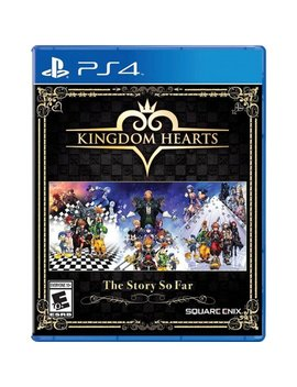 Play Station 4 by Kingdom Hearts The Story So Far
