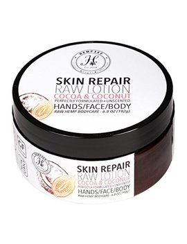 Hemp360 Skin Repair Raw Lotion by Hemp360