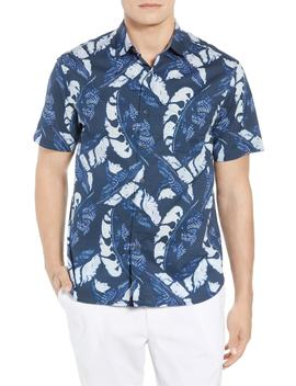Lunar Leaves Sport Shirt by Tommy Bahama