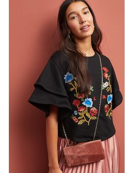 Morelia Embroidered Top by Moon River