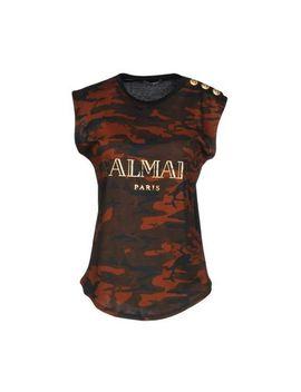 Balmain T Shirt   T Shirts & Tops by Balmain