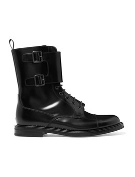 Stefy Leather Ankle Boots by Church's