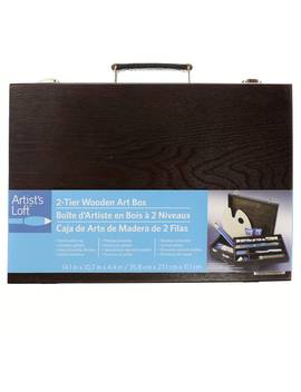 Wooden Art Box By Artist's Loft™ by Artists Loft