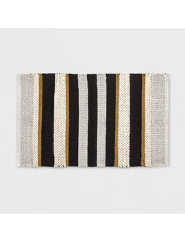 "30""X18"" Stripe Rug   Project 62™ by Project 62"