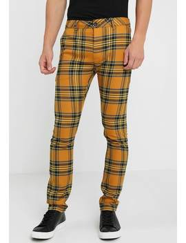 Inferno Check   Broek by Topman
