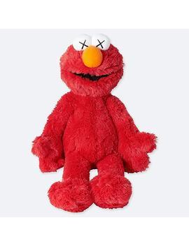 Kuscheltier Kaws X Sesamstrasse (Elmo) by Uniqlo